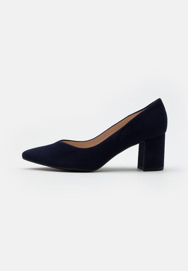 NERA - Classic heels - notte