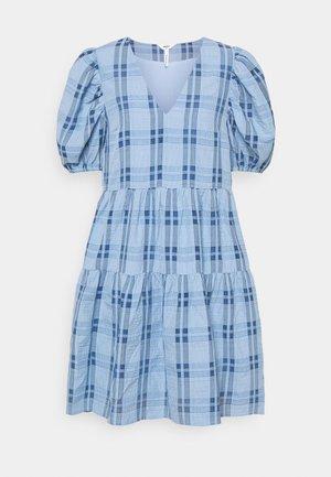 OBJBEETA DRESS - Day dress - ensign blue/sky captain