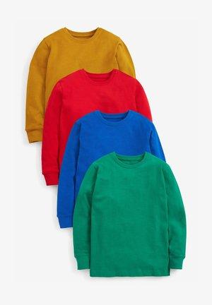 4 PACK - Long sleeved top - green