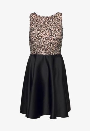 RADOMIRA SKATER - Cocktailklänning - nude/black