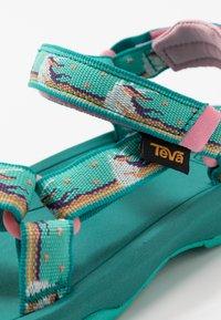 Teva - Chodecké sandály - turquoise - 2