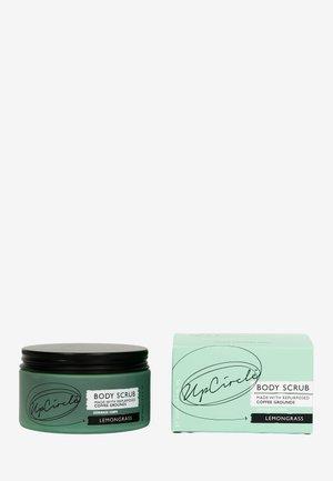 COFFEE BODY SCRUB - Kroppsexfoliering - lemongrass