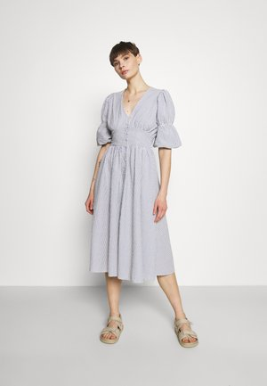 YASCAMA MIDI DRESS - Shirt dress - dusk blue