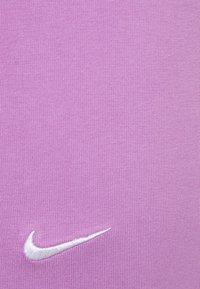 Nike Sportswear - BIKER  - Short - violet shock/white - 2