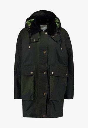 DUA LIPA X PEPE JEANS - Parka - dark khaki green