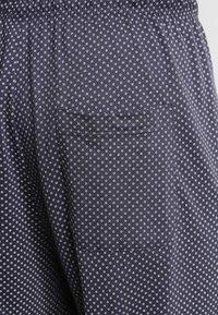 Schiesser - ANZUG LANG SET - Pyjama set - anthrazit - 4