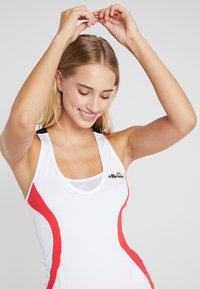 Ellesse - LYLAH - Sports shirt - white - 3