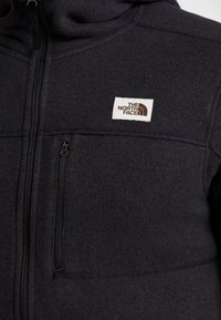 The North Face - GORDON LYONS HOODIE - Veste polaire - black heather - 5