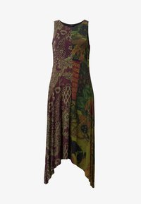 Desigual - Day dress - green - 5