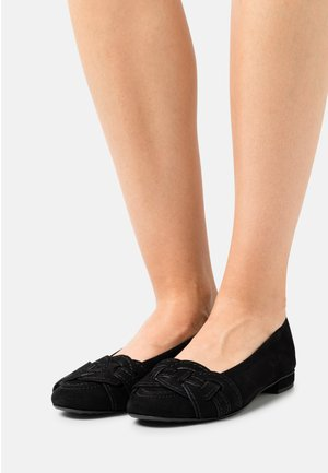 MALU - Ballet pumps - schwarz