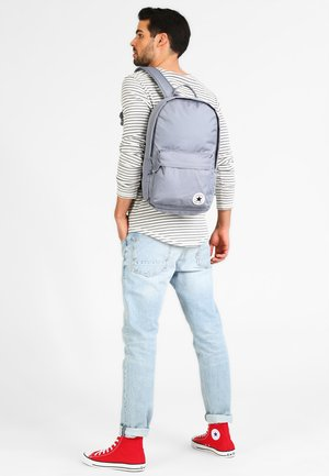 EDC POLY BACKPACK - Tagesrucksack - cool grey