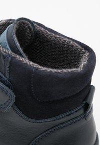 Froddo - LINZ TEX LOW MEDIUM FIT - Classic ankle boots - dark blue - 5