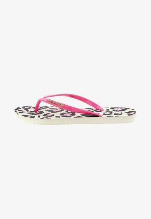 OGNA  - T-bar sandals - pink