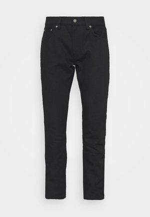 GRITTY JACKSON - Jeans straight leg - black