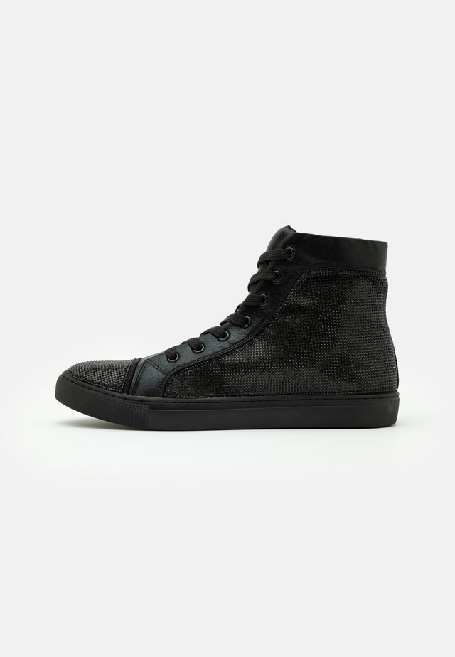 SPARKLER - High-top trainers - black