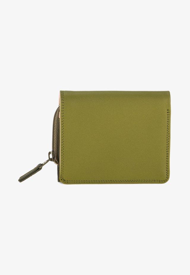 FLAP - Wallet - olive