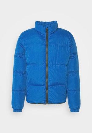 Winter jacket - cobalt