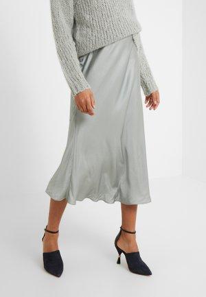 BACA SKIRT - A-line skirt - jade green