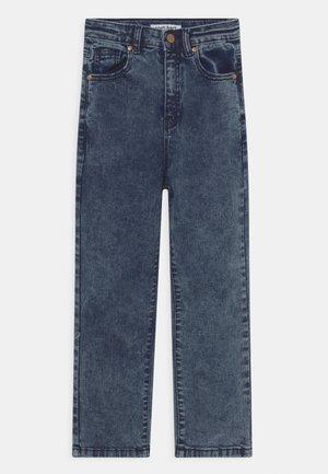 STRAIGHT - Straight leg jeans - light blue denim