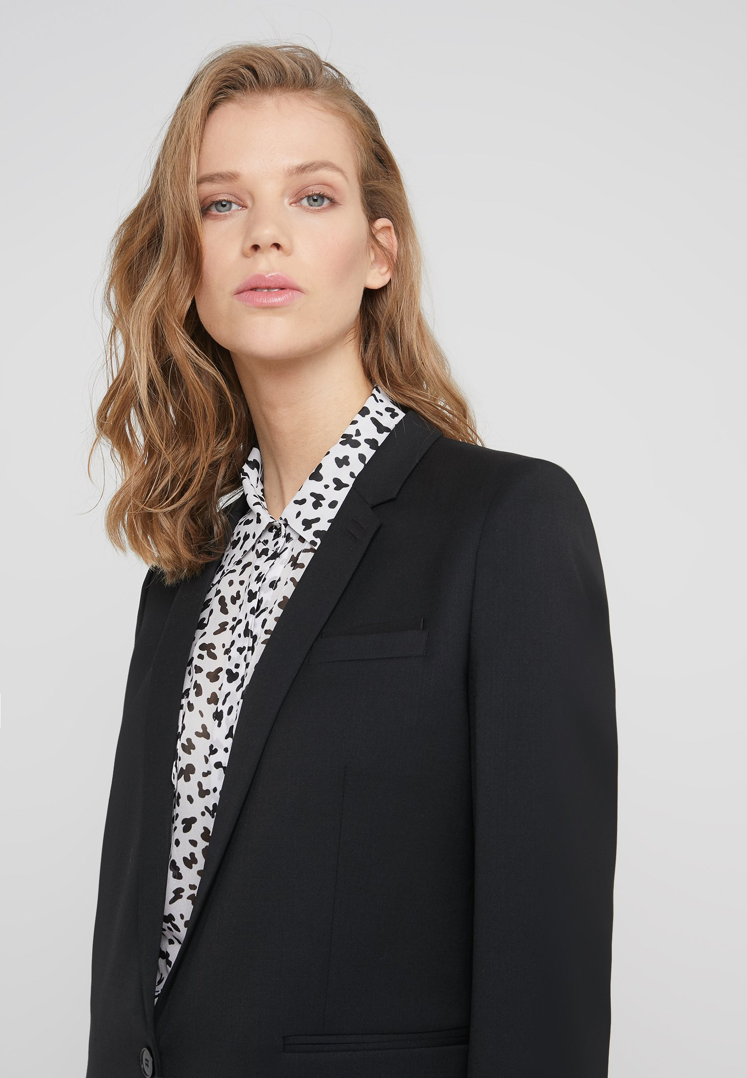 Adviseren Opruiming The Kooples Blazer - black -  9wtIC