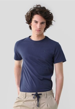 SKULL  - T-shirt basic - navy