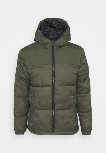 JJDREW  - Winter jacket - forest night