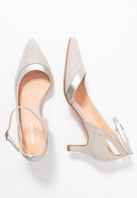 Anna Field - Tacones - light grey - 3