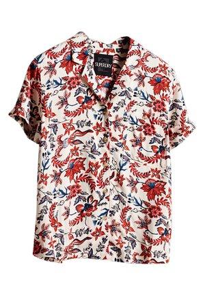 Camisa - white aop