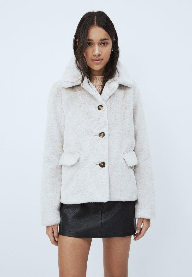 Pepe Jeans - ELISABETA - Winter jacket - light grey