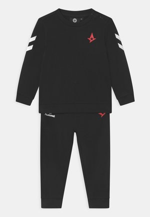 ASTRALIS ARIN CREWSUIT UNISEX - Survêtement - black