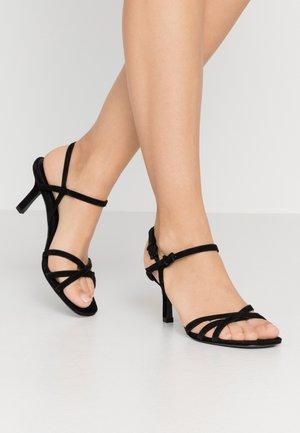 OLIVIA - Sandals - schwarz