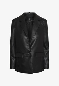 Vero Moda - Leather jacket - black - 0
