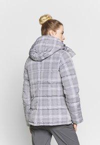 Luhta - ISOLA - Winter jacket - light grey - 2