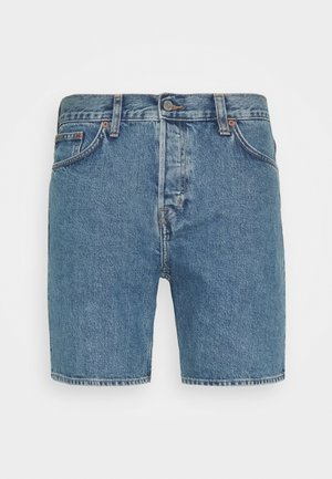 VACANT ARIZONA - Denim shorts - blue
