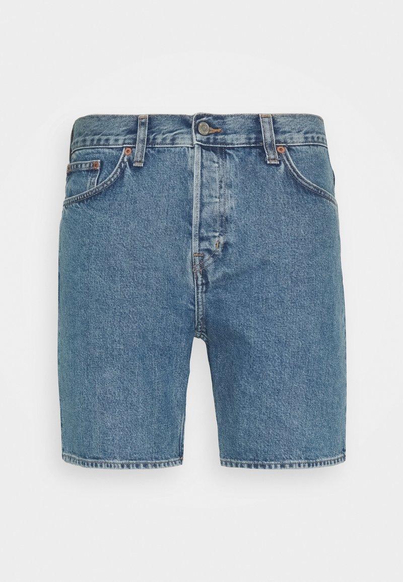 Weekday - VACANT ARIZONA - Denim shorts - blue