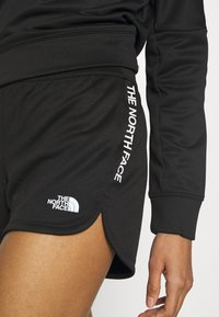 The North Face - TRAIN LOGO  - Shorts - black - 4