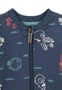 Sanetta Kidswear - Hoodie met rits - blau - 2