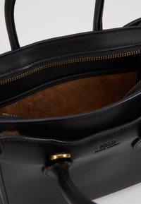 Polo Ralph Lauren - MINI SLOANE - Handbag - black - 4
