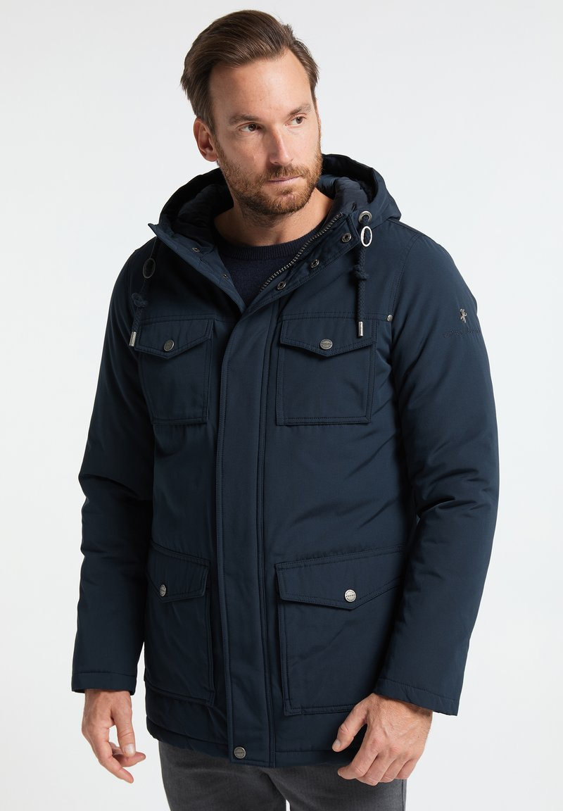 DreiMaster - Winter jacket - marine