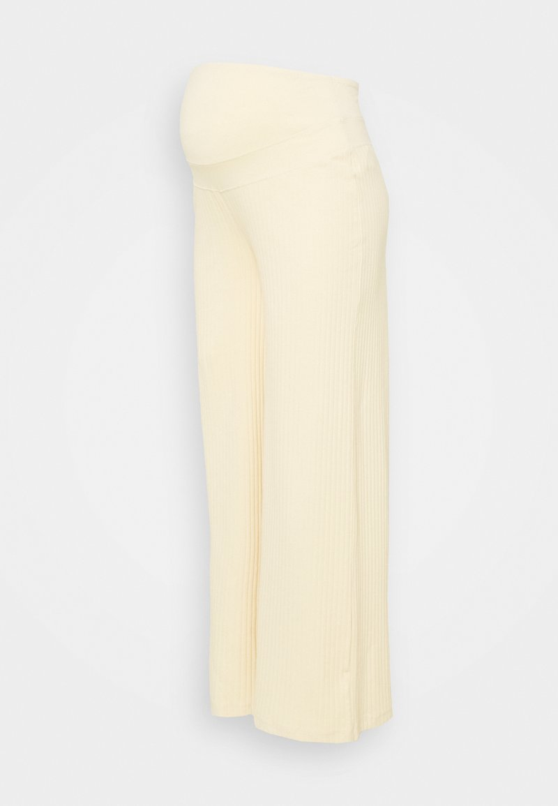 Anna Field MAMA - Tracksuit bottoms - beige