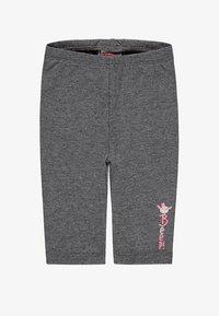 Kanz - WINTER BIRDS  - Leggings - Trousers - dark grey - 0