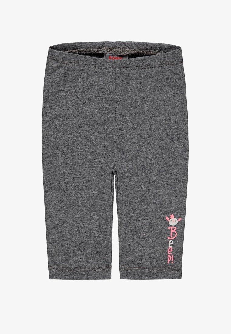 Kanz - WINTER BIRDS  - Leggings - Trousers - dark grey