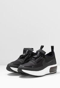 Nike Sportswear - AIR MAX DIA - Sneaker low - black/anthracite/summit white - 3
