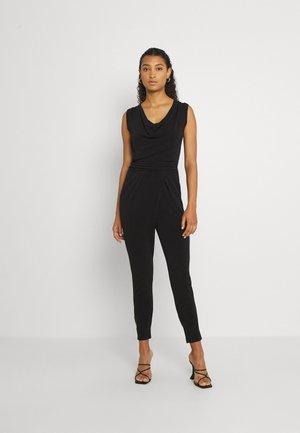 BERNIE COWL - Jumpsuit - black