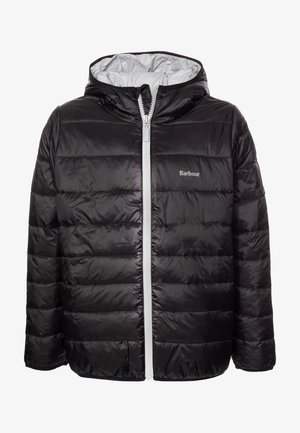 BOYS TRAWL QUILT - Light jacket - black