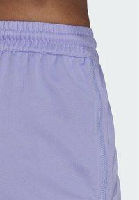 adidas Originals - Shorts - light purple - 4