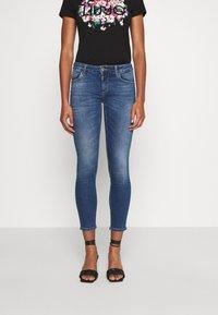 Liu Jo Jeans - IDEAL - Jeans Skinny Fit - blue practice - 0