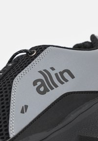 all in - ID UNISEX - Trainers - black - 7