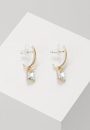 TRUE SHORT EAR - Earrings - gold-coloured