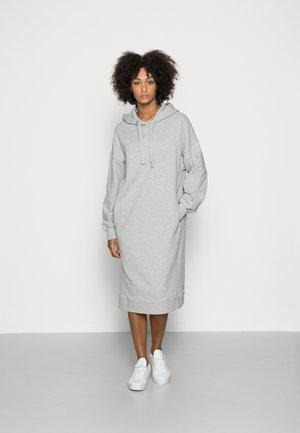Day dress - stony grey melange
